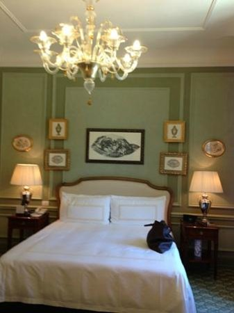 Four Seasons Hotel Firenze: Room 710