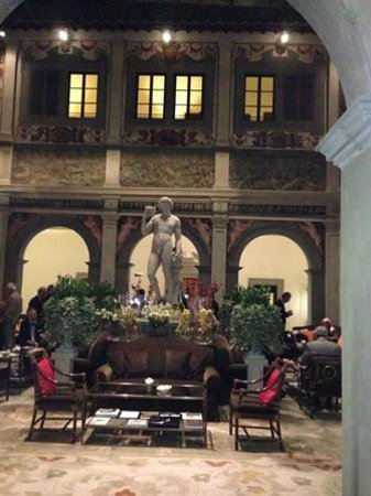 Four Seasons Hotel Firenze: Lobby