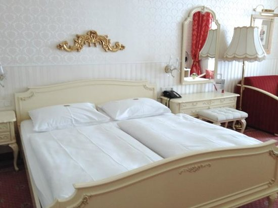 Pertschy Palais Hotel: Superior Double room