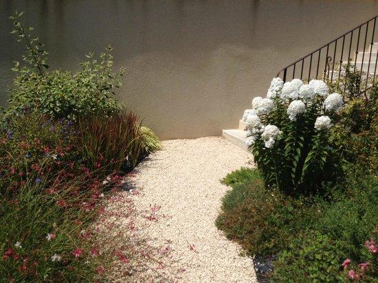 Le Mas au Jardin Secret : Jardin provençal