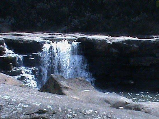 Karkloof Safari Spa: Karkloof falls