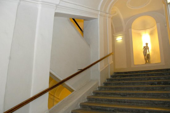 Pertschy Palais Hotel  - Stairs