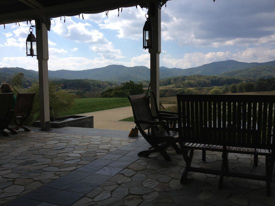 Pippin Hill Farm & Vineyards: You'll never want to leave!