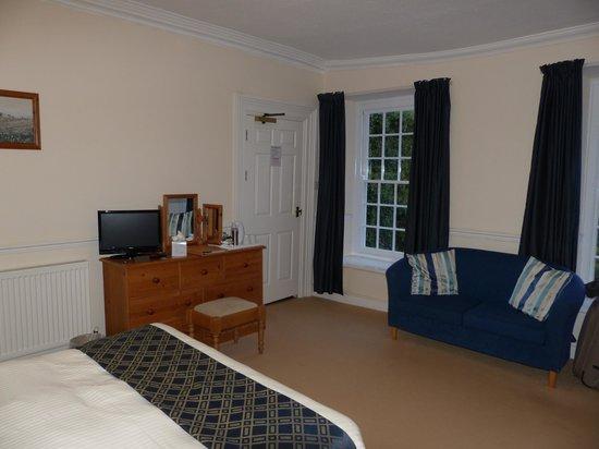 Trewithian Farm B&B: Bedroom