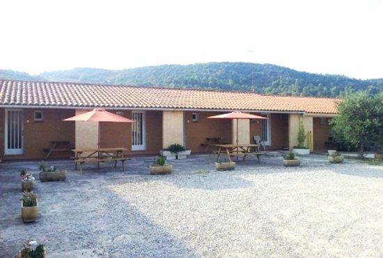 Motel Limoux: vue d ensemble