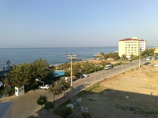 Hotel Mirador Resort & Spa: View from room No. 2505 (second building, right side)