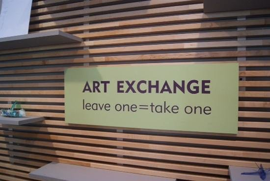 Dallas Museum of Art : Art Exchange