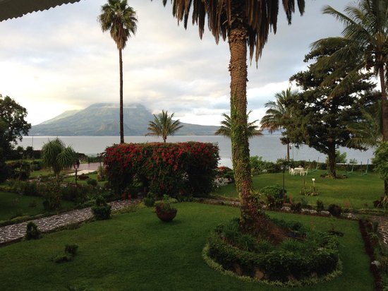 Jardines del Lago: Good morning