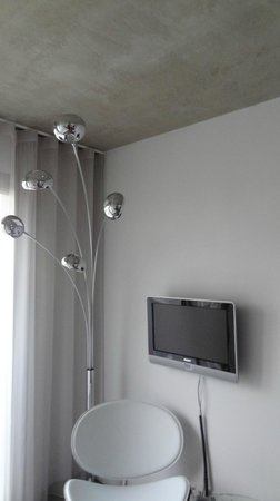 Banks Hotel: room