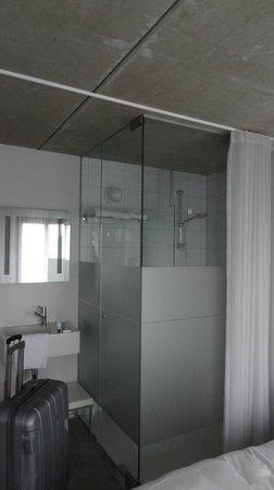 Banks Hotel : bathroom