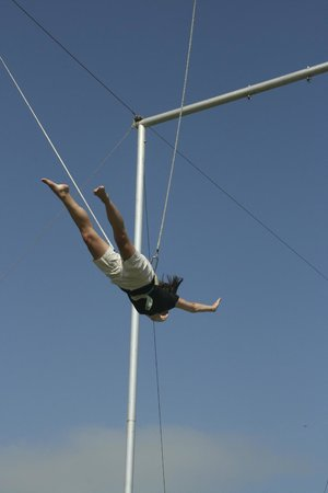 Club Med Yasmina : Flying circus is great fun