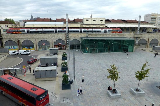 Ibis Budget Nimes Centre Gare : View from room 310