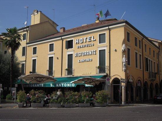 Hotel Donatello: esterno hotel 1