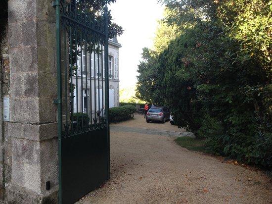 Maison de la Garenne : Portail sécurisé