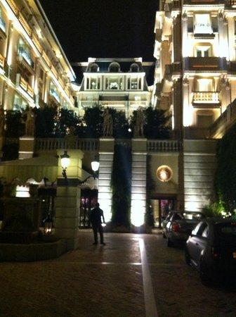 Hôtel Métropole Monte-Carlo : Exterior of the  Hotel