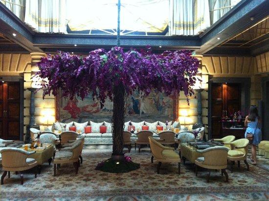 Hôtel Métropole Monte-Carlo : Entrance Lobby