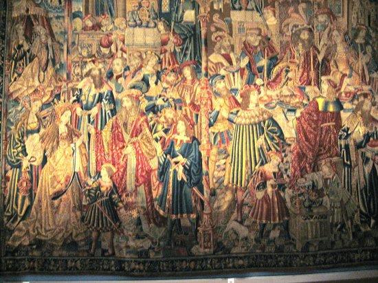 Musee du Cinquantenaire: Tapisserie de Bruxelles