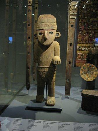 Musee du Cinquantenaire: Amerique pré colombienne