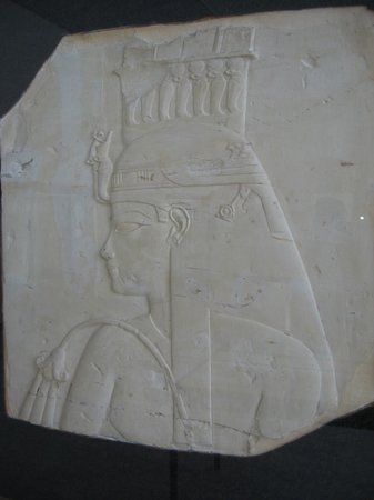 Musee du Cinquantenaire: Reine Tiy, Tell Amarna
