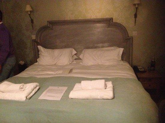 Christoph's: Bijou rooms