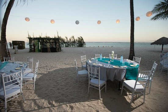 Diani Reef Beach Resort & Spa: reception