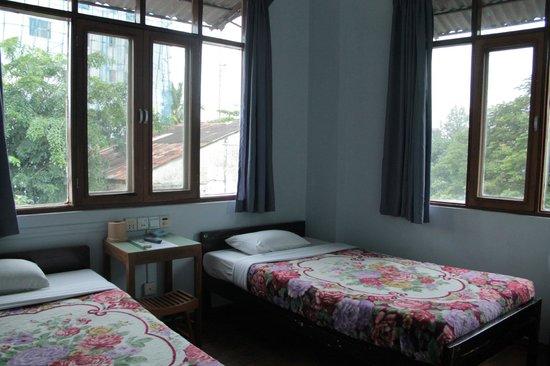 Mother Land Inn 2: Room 202...at the 3rd floor