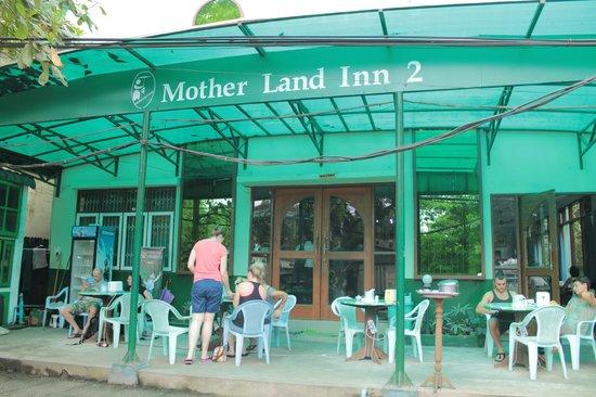 Mother Land Inn 2: Facade