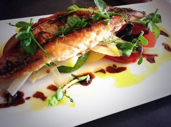 Clayton's Kitchen: Mackerel starter