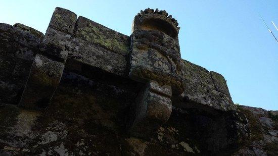 Fortaleza de O Castro: Fortaleza do Castro, Vigo.