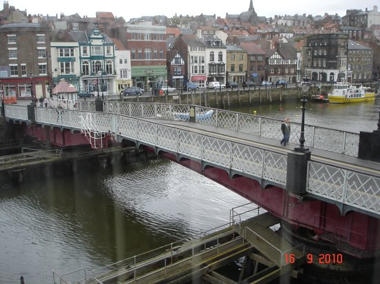 Whitby, UK: The Swing Bridge