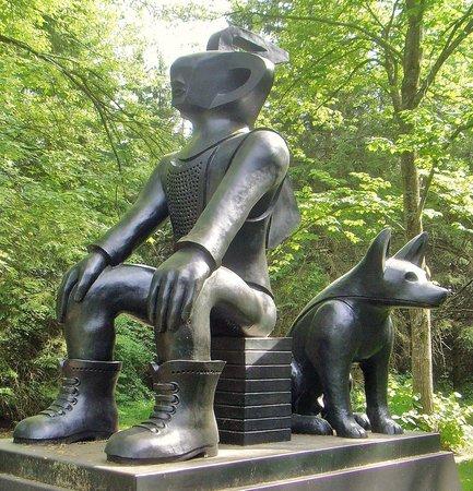 McMichael Canadian Art Collection: ...it defies description