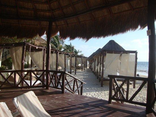 Desire Riviera Maya Resort: Beach