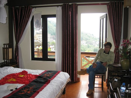 Sapa Unique Hotel: room