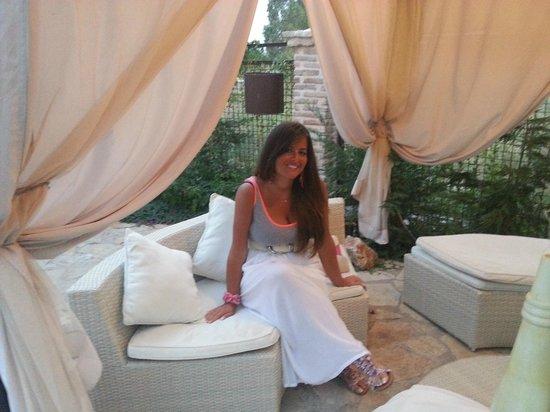 Villa Olga Lounge Hotel: giardino