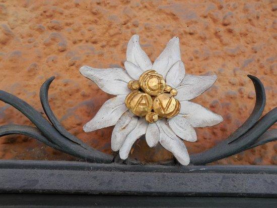 Huberbrau Stuberl: edelweiss