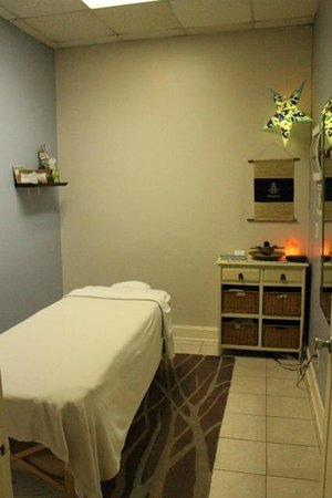 Hilton Head Island Spa & Wellness: Relaxing Massage Room
