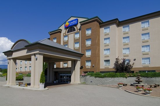 Comfort Inn & Suites: Comfort Inn and Suites, Salmon Arm
