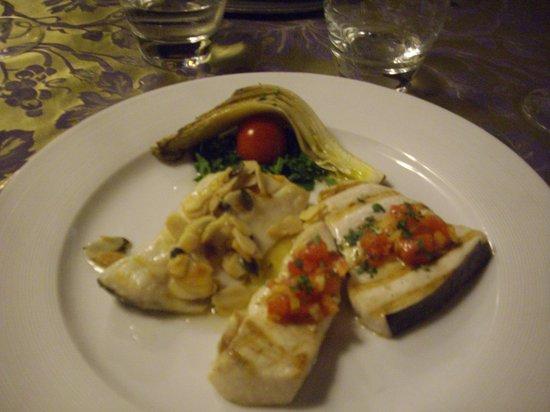 Al Tuguri : Secondo Piatto - Menù del Pescatore