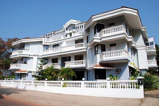 Willows Elite Resort : Main Building