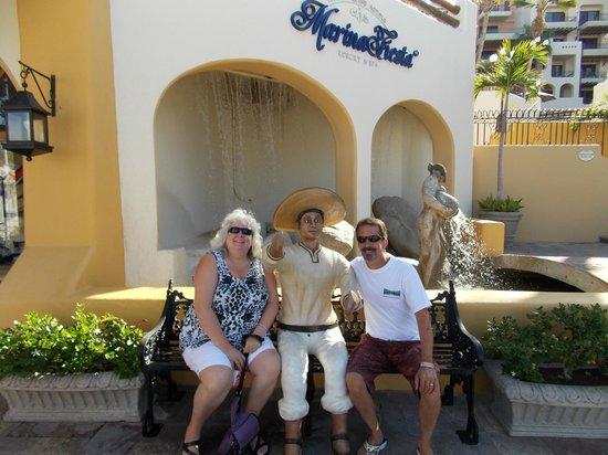 Marina Fiesta Resort & Spa: Cabo trip 2013