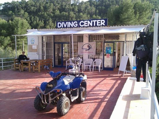 Mundo Azul Diving Center Ibiza