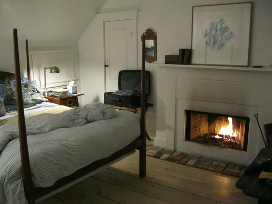 Marston House Wiscasset: Our Special Room