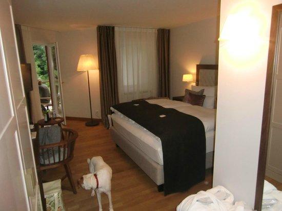 Waldhotel Stuttgart: unser Zimmer