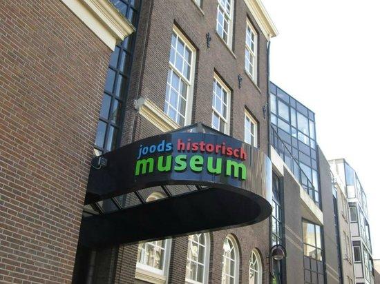 Musée historique juif : joods historisch museum