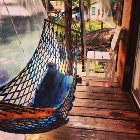 Koh Kood Ngam Kho Resort: Hammock