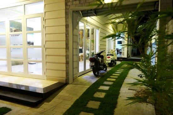 Hoi An VIVA Homestay-Villa : The house