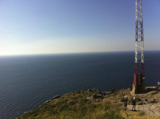 El Camino de Finisterre: Cabo de Finisterre