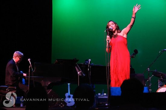 Lucas Theatre For the Arts : Pink Martini performing as part of the the Savannah Music Festival