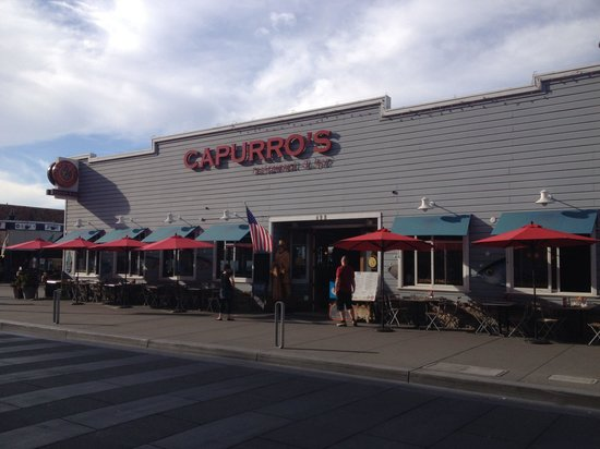 Capurro's Restaurant and Bar : Great Clam Chowder