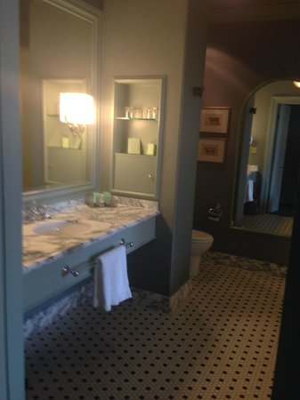 Hotel ICON, Autograph Collection : Large sink area